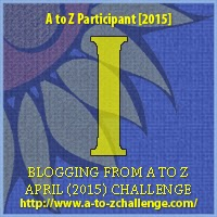 A to Z blogging challenge: I