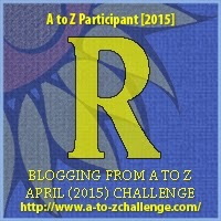 A to Z blogging challenge: R