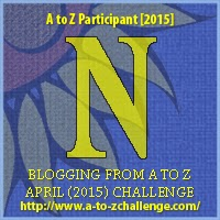 A to Z blogging challenge: N