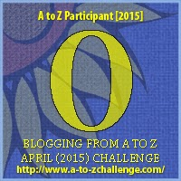 A to Z blogging challenge: O