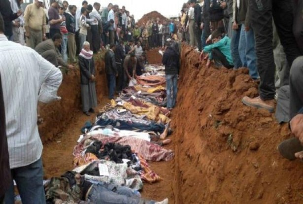 Mass-Grave-of-230-Killed-by-ISIL-Terrorists-Found-in-Syria